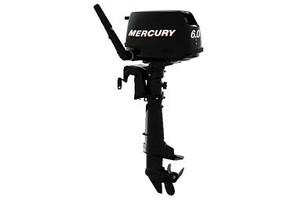 Mercury F6 MH 4-takt (Kampagnepris incl opstart)