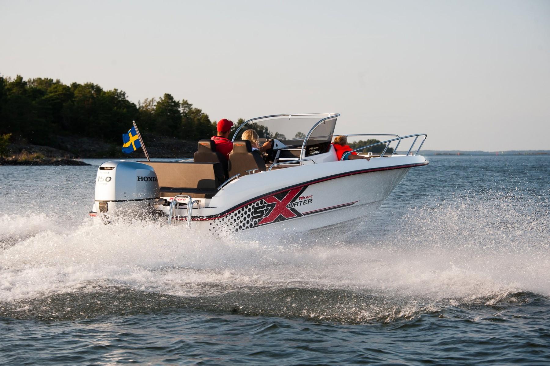Micore Svensk topkvalitet XW 48 cc fra kr 69.900