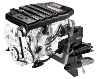 Mercury diesel 2.0 170S DTS med Bravo III X drev